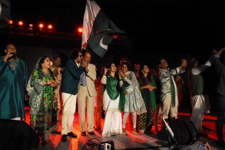 Azadi Festival 2018, 71st Independence Day Of Pakistan Celebration At Arts Council Of Pakistan Karachi (65)