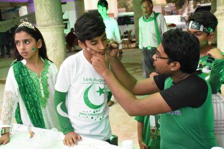 Azadi Festival 2018, 71st Independence Day Of Pakistan Celebration At Arts Council Of Pakistan Karachi (6)