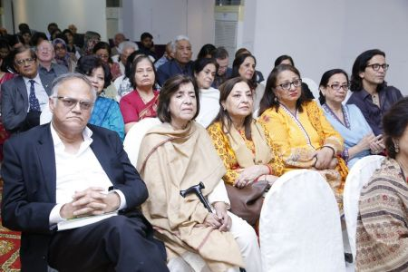 Book \'Jasmine And Journeys\' By Najma Shamsi At Arts Council Karachi (17)