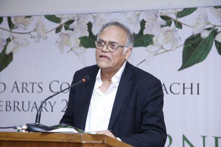 Book \'Jasmine And Journeys\' By Najma Shamsi At Arts Council Karachi (1)