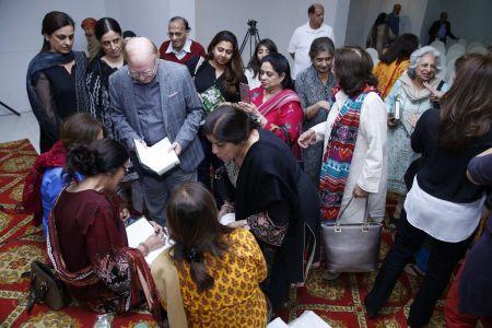 Book \'Jasmine And Journeys\' By Najma Shamsi At Arts Council Karachi (5)