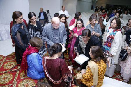 Book \'Jasmine And Journeys\' By Najma Shamsi At Arts Council Karachi (6)