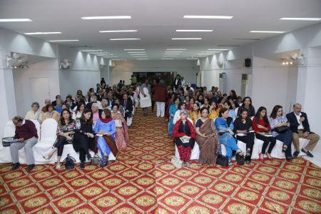 Book \'Jasmine And Journeys\' By Najma Shamsi At Arts Council Karachi (8)