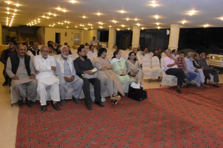 Book Launch Of Sher O Sukhan Humarey By Sabiha Khan (13)