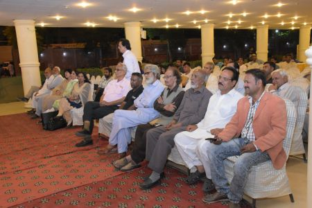Book Launch Of Sher O Sukhan Humarey By Sabiha Khan (17)
