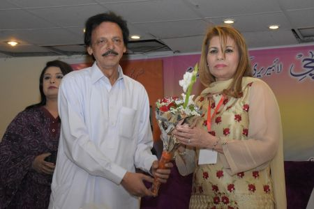 Book Launch Of Sher O Sukhan Humarey By Sabiha Khan (7)