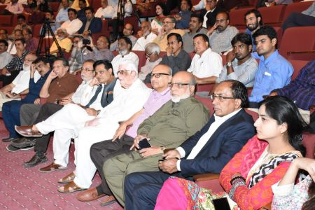 Book Launch Of \'The Party Is Over\' By Suhail Warraich At Arts Council Of Pakistan Karachi (22)