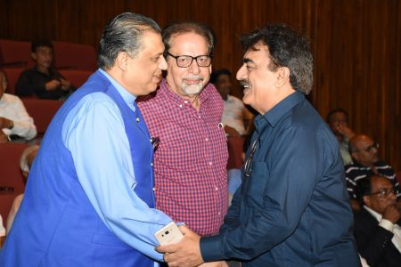 Book Launch Of \'The Party Is Over\' By Suhail Warraich At Arts Council Of Pakistan Karachi (4)