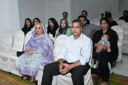 Book Launching Ceremony Of \'Adab Parey\' At Arts Council Karachi (5)