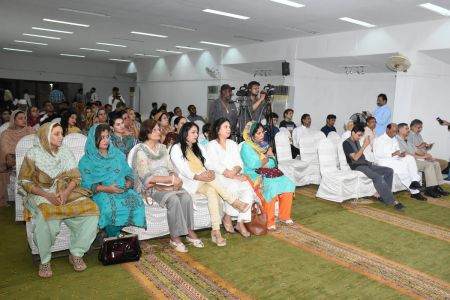 Book Launching Of Fana Written By Amar Pirzado At Arts Council Karachi (14)