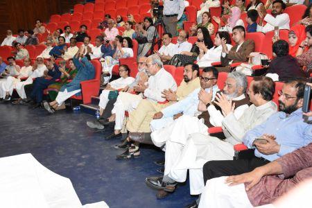 Book Launching Of Kulyat-e-Mohsin Bhopali At Arts Council Karachi (20)