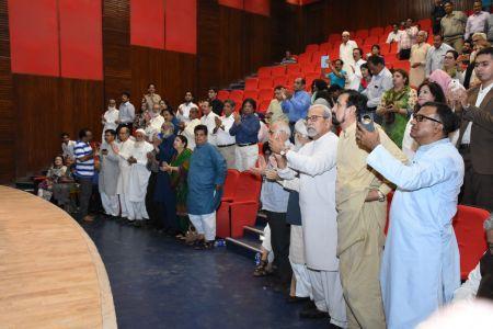 Book Launching Of Kulyat-e-Mohsin Bhopali At Arts Council Karachi (21)