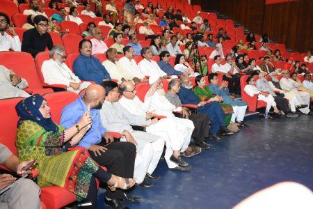 Book Launching Of Kulyat-e-Mohsin Bhopali At Arts Council Karachi (28)