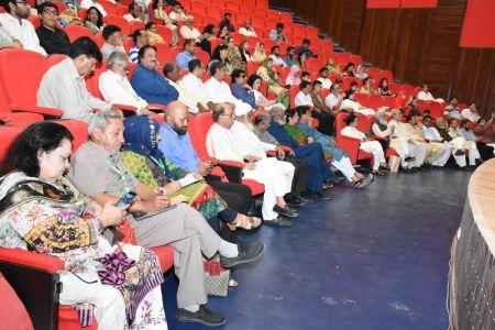 Book Launching Of Kulyat-e-Mohsin Bhopali At Arts Council Karachi (9)