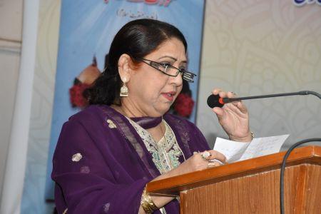 Book Launching Of Moddat Ke Gulab By Anees Jaffery At Art Council Of Pakistan Karachi (12)