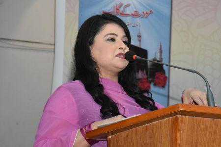 Book Launching Of Moddat Ke Gulab By Anees Jaffery At Art Council Of Pakistan Karachi (32)