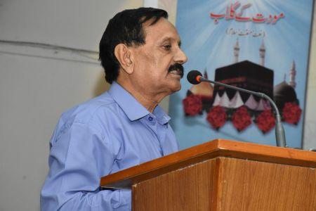 Book Launching Of Moddat Ke Gulab By Anees Jaffery At Art Council Of Pakistan Karachi (36)