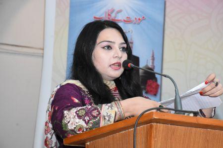 Book Launching Of Moddat Ke Gulab By Anees Jaffery At Art Council Of Pakistan Karachi (3)
