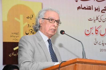 Book Launching Of \'Zard Paton Ka Ban\' Kluliyat By Ishrat Afreen At Arts Council Of Pakistan Karachi (15)