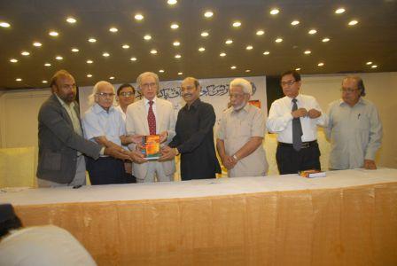 Book Lounching Sarwar Jawed 22-10-2014 1