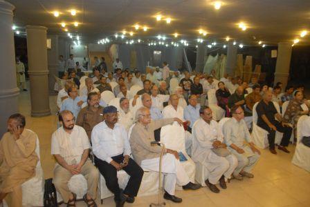 Book Lounching Sarwar Jawed 22-10-2014 7