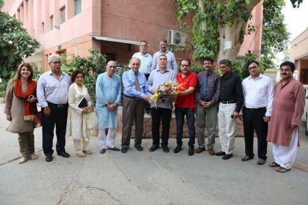 Commissionar Karachi Visited Arts Council (18)