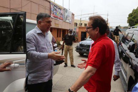Commissionar Karachi Visited Arts Council (21)
