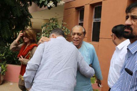 Commissionar Karachi Visited Arts Council (28)