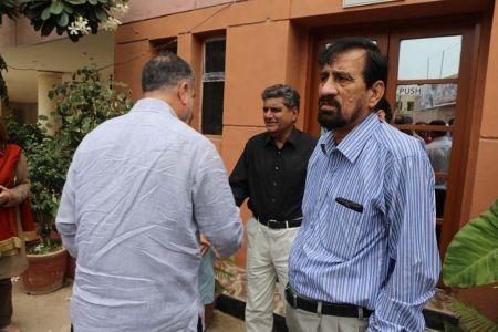 Commissionar Karachi Visited Arts Council (29)