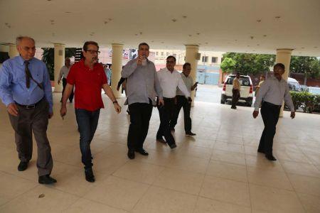 Commissionar Karachi Visited Arts Council (30)