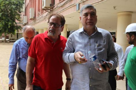 Commissionar Karachi Visited Arts Council (31)
