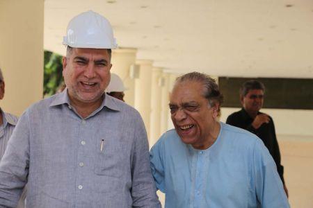 Commissionar Karachi Visited Arts Council (41)