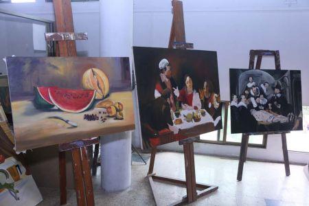 Commissionar Karachi Visited Arts Council (47)