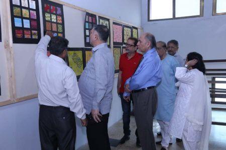 Commissionar Karachi Visited Arts Council (53)