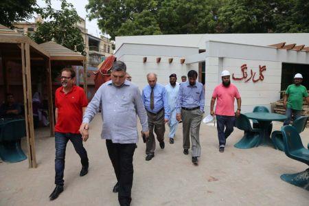 Commissionar Karachi Visited Arts Council (63)