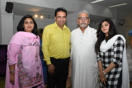 Condolence Gathering Of Prominent Singer Taaj Multani At Arts Council Of Pakistan Karachi (37)