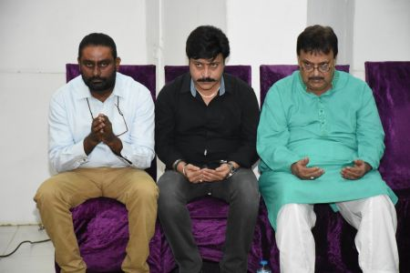 Condolence Gathering Of Prominent Singer Taaj Multani At Arts Council Of Pakistan Karachi (9)