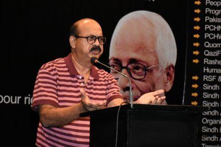 Condolence Refenrece Of BM Kutty At Arts Council Karachi (11)