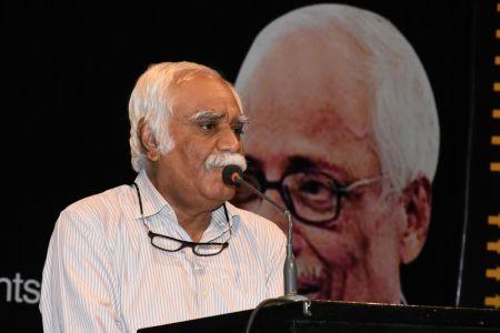 Condolence Refenrece Of BM Kutty At Arts Council Karachi (14)