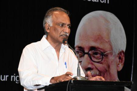 Condolence Refenrece Of BM Kutty At Arts Council Karachi (21)