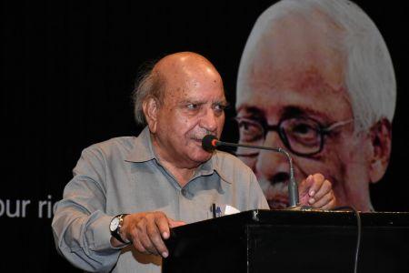 Condolence Refenrece Of BM Kutty At Arts Council Karachi (2)