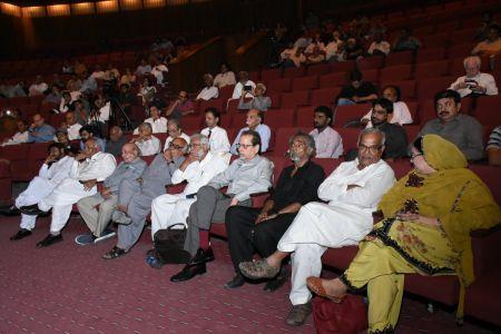 Condolence Refenrece Of BM Kutty At Arts Council Karachi (35)