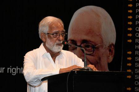 Condolence Refenrece Of BM Kutty At Arts Council Karachi (5)