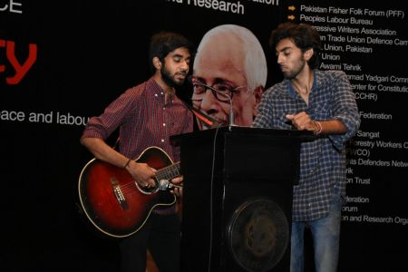 Condolence Refenrece Of BM Kutty At Arts Council Karachi (8)