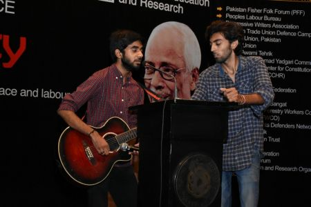 Condolence Refenrece Of BM Kutty At Arts Council Karachi (9)