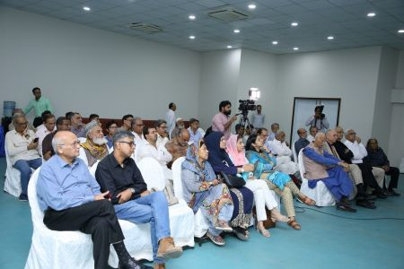 Condolence Reference Of Abul Hasanat At Arts Council Karachi (1)