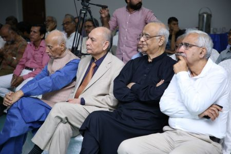 Condolence Reference Of Abul Hasanat At Arts Council Karachi (2)