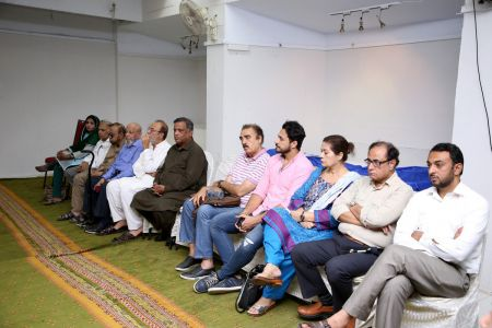 Condolence Reference Of Actor & Director Abid Ali At Arts Council Karachi (19)