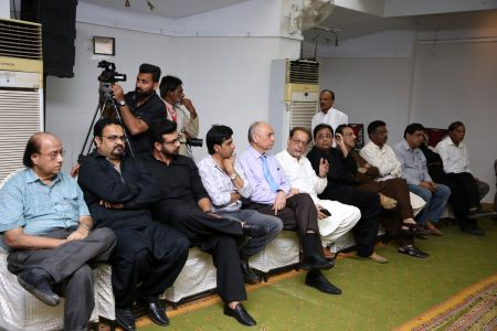 Condolence Reference Of Actor & Director Abid Ali At Arts Council Karachi (20)