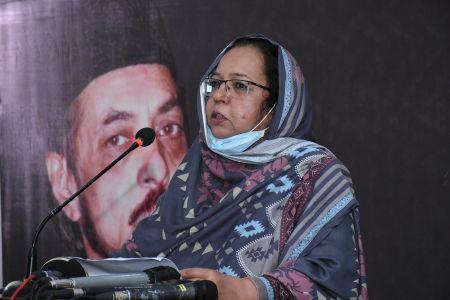 Condolence Reference Of Allama Zamir Akhtar Naqvi At Arts Council Karachi (12)
